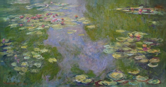 Monets Water Lily Pond jpg
