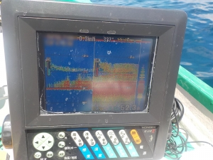 DSCN2179 11:16分漁礁付近