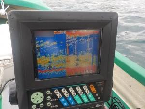 DSCN2397 9時43分ころ気が抜けて釣りに集中できません
