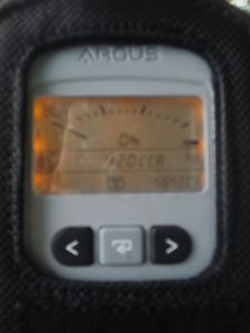 パジェロV73W バッテリーチェック