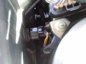 プレミオ 吸気温センサー 修理後
