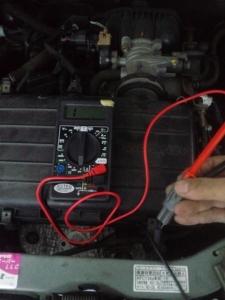 L150 o2センサー 配線チェック