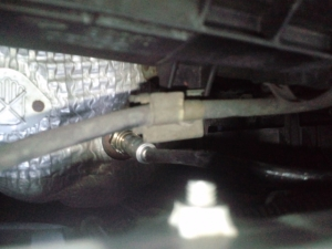 L150 o2センサー 交換後