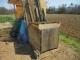ミニ耕運機の収納庫