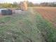 畑の周りの草刈り