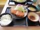 松乃家のトンカツ定食