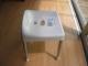 新しい浴室用の椅子