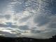 幻術的なうろこ雲