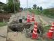 水道管の切り替え工事①