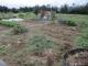 片付け後の畑