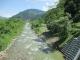 最初の渓流