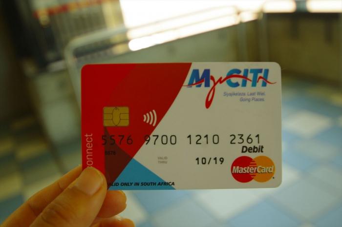 マイシティカード