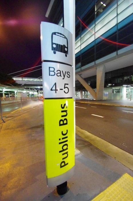 シドニーの市バス (2)
