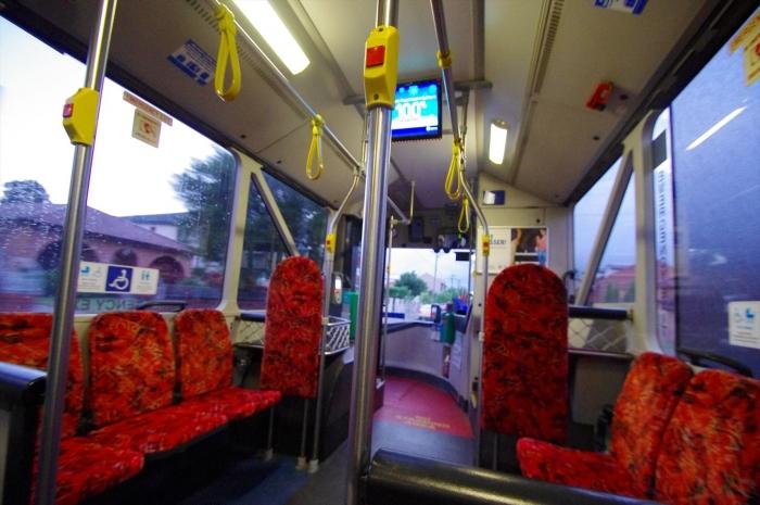 シドニーの市バス (1)