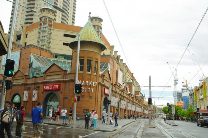 シドニーの街 (6)