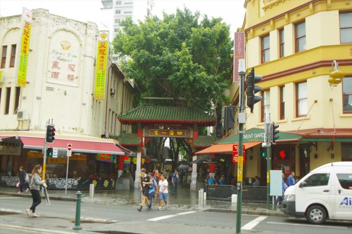 シドニーの街 (7)