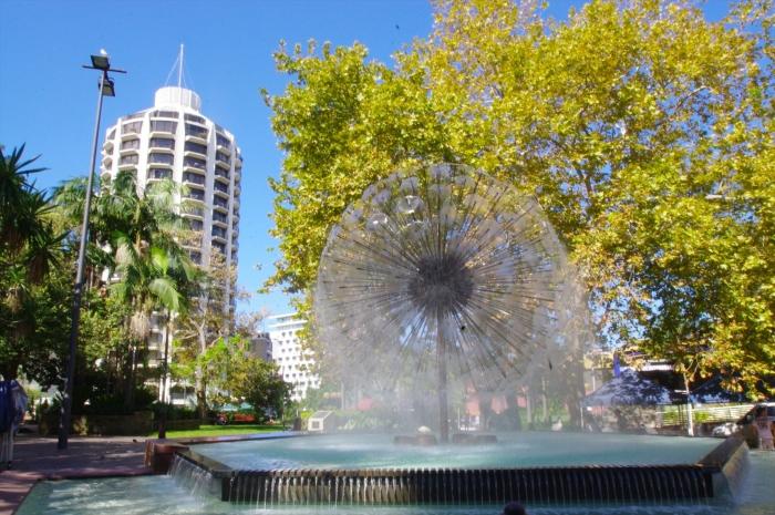 シドニー噴水 (3)
