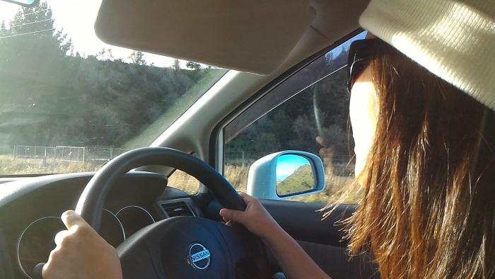 NZ運転中