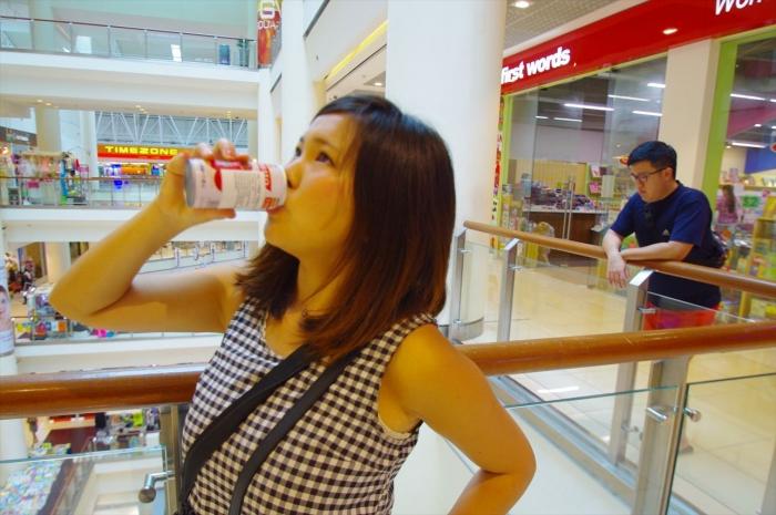シンガポールのモール (8)