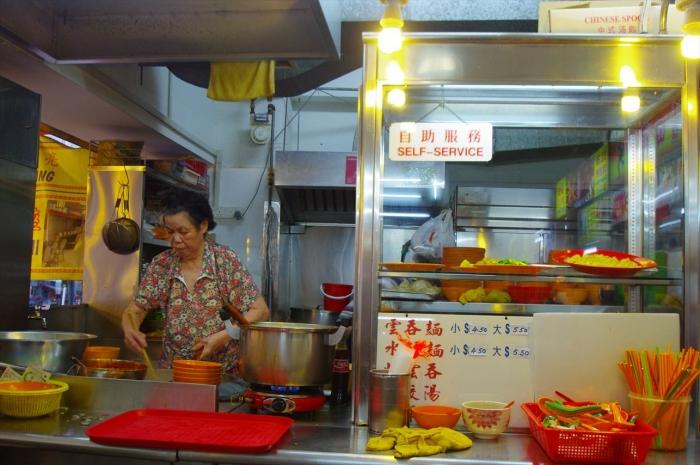 シンガポール夜ご飯0428 (2)