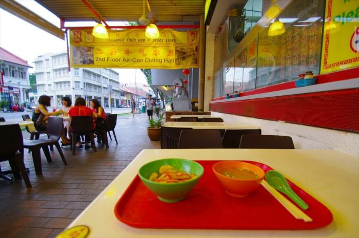 シンガポール夜ご飯0428 (9)