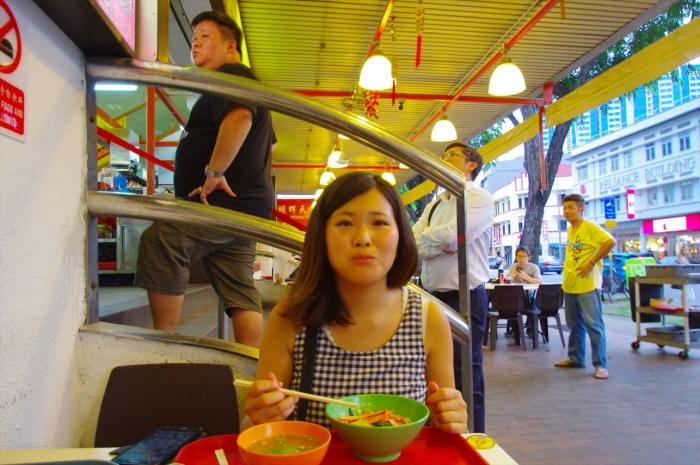 シンガポール夜ご飯0428 (24)
