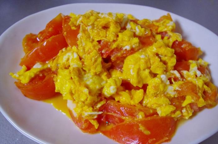 中華料理西紅柿_R