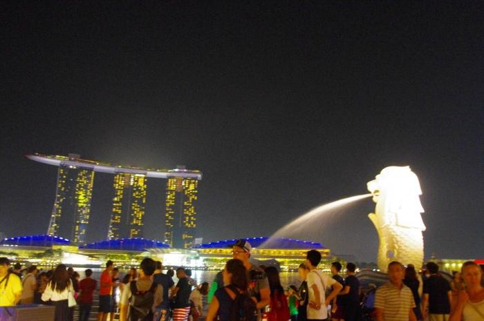 シンガポール夜景 (6)