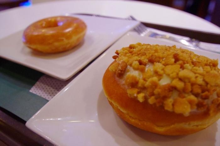 クリスピークリームドーナツ (3)