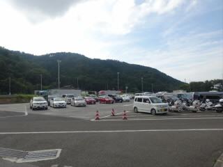 北陸自動車道賤ヶ岳SA