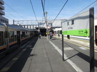 JR木津駅