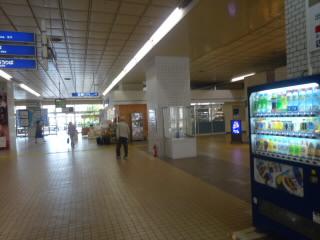 JR新下関駅