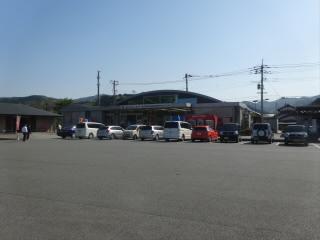道の駅あさひ