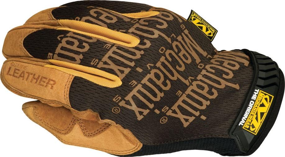 メカニクスウェアより耐摩耗性に優れたLeather Original Gloveが登場