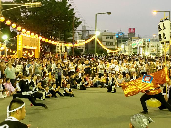 阿波踊り 2016年 忍連