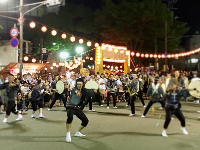阿波踊り 2016年 極美連