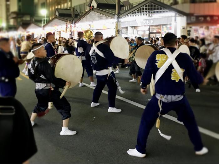 阿波踊り 2016年 響華連