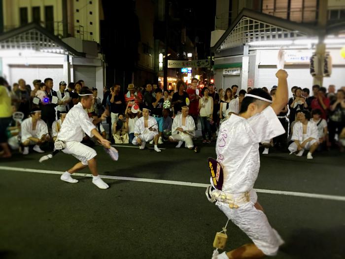阿波踊り 2016年 七彩連