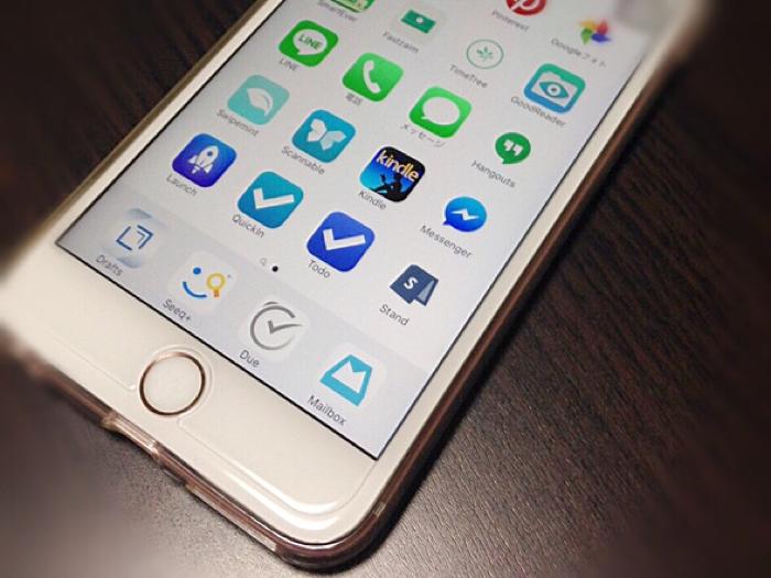 iPhone6plusのメリット