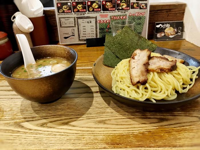 原宿 つけ麺 一  (はじめ)特製塩つけ麺