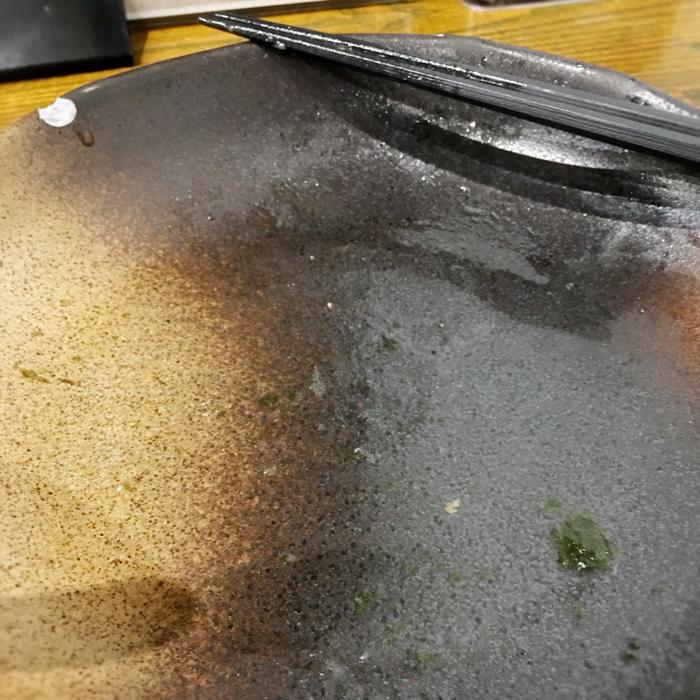 原宿 つけ麺 一  (はじめ)レビュー