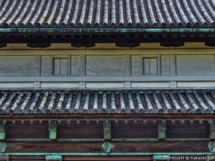 佐賀城鯱の門及び続櫓2