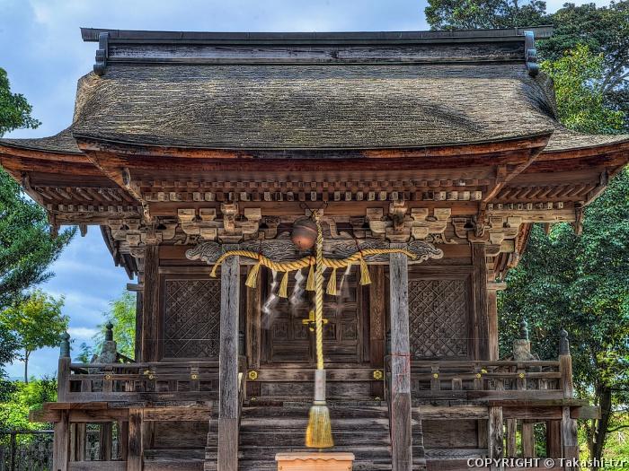 若宮神社本殿