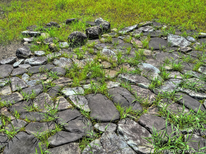 西秋留石器時代住居跡