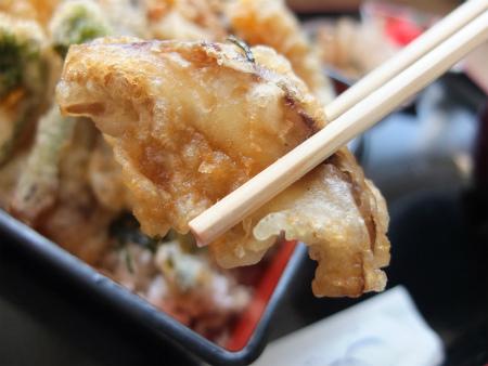 椎茸天ぷら