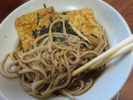 みっちり麺