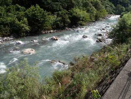 お気に入りの某河川