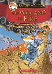 vocano of fire