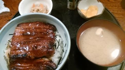 てんぺい 鰻丼