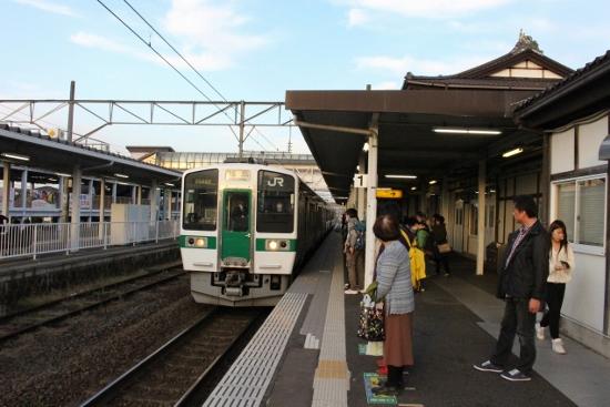 ⑮福島行到着 (550x367)